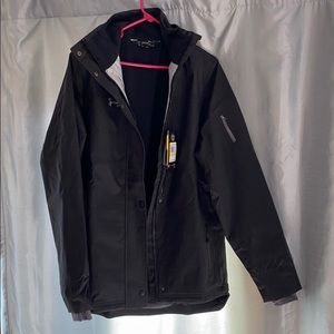 Under armour water resistant winter jacket